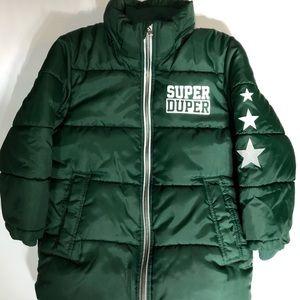 Boys H&M winter coat - Size 5/6